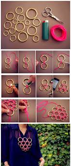 DIY Craft Necklace Pictures Photos And Images For Facebook Tumblr