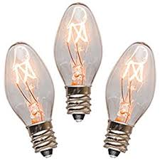 10 pack 15 watt bulbs for scentsy in nightlight warmer wax
