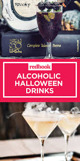 Poems About Halloween For Adults by 69 Best Halloween Cocktails Delicious Halloween Party Drink Recipes