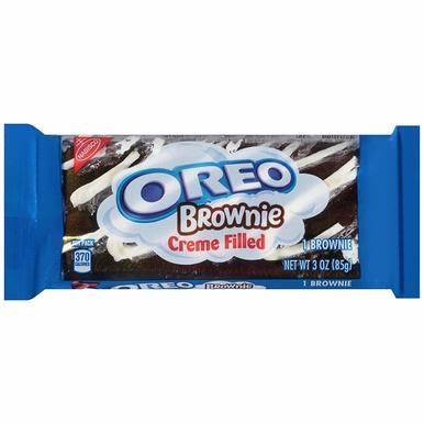 Nabisco Oreo Brownie Cream Filled - 85g