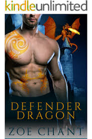 Defender Dragon Protection Inc Book 2