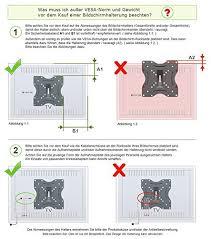 ricoo support ecran plat meuble tv mural support tv mural r02 n
