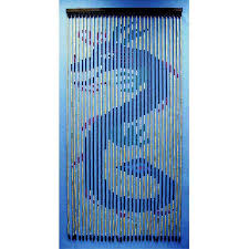 Bamboo Bead Curtains For Doorways by Bamboo Beaded Curtains For Doors U2014 Jen U0026 Joes Design