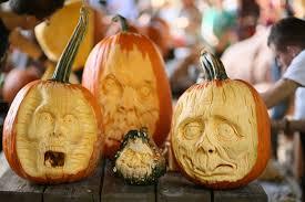 Ray Villafane Pumpkins by Haunted Pumpkin Garden And Pumpkin Carving At Nybg The New York