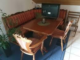 esszimmer mit eckbank und 2 stühlen in bayern litzendorf