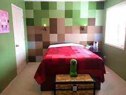 Minecraft Room Decor Ideas by Minecraft Bedroom Decorations The Partizans