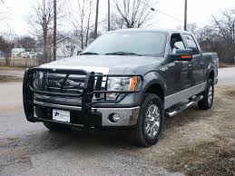 100 Truck Grill Guard Frontier Gear 200509004 Fits 0914 F150