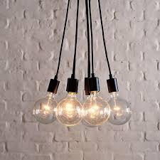 pendant lighting ideas best creation pendant light bulb