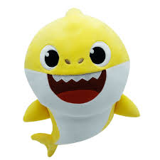 Baby Shark Singing Plush Baby Shark 25cm The Entertainer