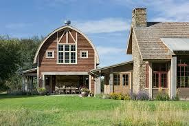 pole barn homes plans Exterior Farmhouse with barn house entry