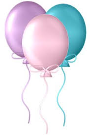 Prnciess Birthday Clipart Birthday Clip Art Balloons And Party