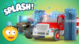 Fire Brigade & Police Car Wash | 3D Monster Truck Car Wash ... Garbage Truck Videos For Children L Dumpster Driver 3d Play Dump Cartoon Free Clip Arts Syangfrp Kdw Orange Front Loader Unboxing Video Kids Pick Up Buy Learn About Trucks For Educational Learning Archives Page 10 Of 29 Kidsfuntoons Amazoncom Playmobil Toys Games Kid Jumps Scooter Off Stacked Wood Jukin Media Atco Hauling Cartoons Dailymotion
