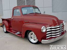 100 1947 Gmc Truck Chevy GMC Pickup Brothers Classic Parts