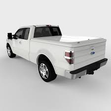 Undercover Uc2136l-yz Lux Oxford White 6.5' Tonneau Cover For Ford ...