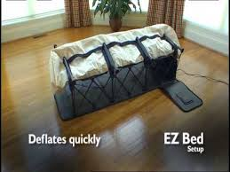 Ez Bed Frontgate by Ez Bed Youtube