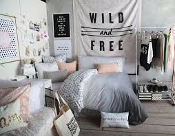 Black And White Bedroom Decor For Teens