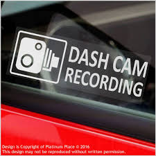 5 X DASH CAM Recording-30x87mm WINDOW Stickers-Vehicle Camera ... Vehicle Window Stickers Car Decals Bing Images Dandelion Flying Die Cut Vinyl Decalsticker For Laptop Metal Militia Skull Circle 9x9 Decalsticker Horse Mom Trailer Truck Decal Sticker Pinterest Unique 32 Examples Photography Mbscalcutechcom Rusk Racing Custom Motocross Graphics And Decals Thick Stickers Second Adment American Flag Die Cut Vinyl Window Decal Cars Semper Fi Back Auto Mustang Quarter Support Flag Matte Black With Thin Blue 52018 Wrxsti Premium Mule