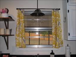 Kmart Apple Kitchen Curtains by Yellow Kitchen Curtains Beautiful Home Design