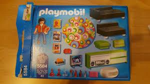 playmobil wohnzimmer 5584 für luxusvilla city