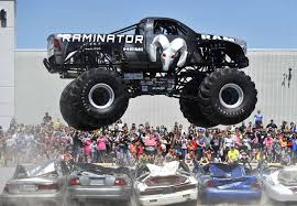 Raminator Crushes It In Fort Dodge   News, Sports, Jobs - Messenger News Your Monstertruck Obssed Kid Will Love Seeing The Raminator Crush Monster Ride Truck Youtube Worlds Faest Truck Toystate Road Rippers Light And Sound 4x4 Amazoncom Motorized 9 Wheelie Pops A Upc 011543337270 10 Vehicle Florence Sc February 34 2017 Civic Center Jam Monster Truck Model Dodge Lindberg Model Kit Dodge Trucks That Broke World Record Stops In Cortez Gets 264 Feet Per Gallon Wired