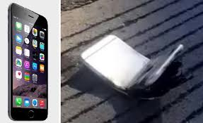 iPhone 6 catches fire and burns man s leg Watch Report