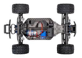 100 Best Rc Stadium Truck Rustler 4X4 110 Scale HighPerformance 4X4 King