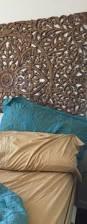 Velvet Tufted Beds Trend Watch Hayneedle by Best 25 Teal Headboard Ideas On Pinterest Turquoise Headboard