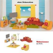 goki 51537 puppenmöbel wohnzimmer puppenhaus zubehör puppenstube