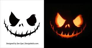 Best Pumpkin Carving Ideas 2015 by 10 Free Scary Halloween Pumpkin Carving Patterns Stencils