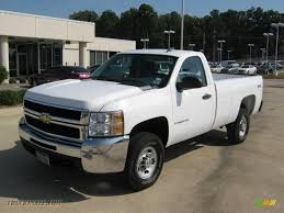 2007 Chevrolet Silverado 2500HD Work Truck Regular Cab 4x4 In Summit ...