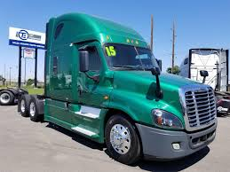 CASCADIA Conventional -- Sleeper Truck Trucks For Sale