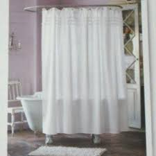 White Lace Curtains Target by Shabby Chic Shower Curtains Foter