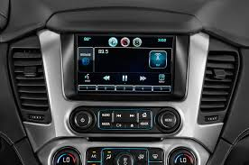 2015 Chevrolet Tahoe Radio Interior