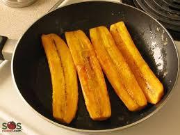 cuisiner des bananes plantain bananes plantain sautées