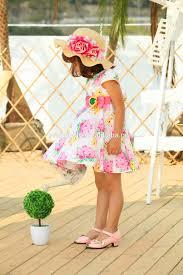 kid dress 100 cotton oem baby clothes wholesale clothes