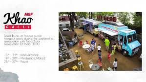 100 Phoenix Food Truck Festival 20 Days Mumbai Shopping In Jan2018