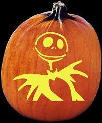 Jack Skellington Pumpkin Stencils Free Printable by Spookmaster Jack Skellington Nightmare Before Christmas Pumpkin