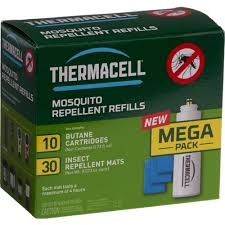Thermacell Mosquito Repellent Patio Lantern Refills by Thermacell Mosquito Repellent Mega Value Refill Pack Academy