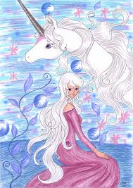 Last Unicorn Dreams By Neri Chan