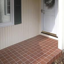 6 Inch Drain Tile Menards by Versatile 6 X 6 Quarry Floor And Wall Tile At Menards
