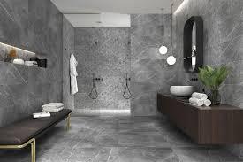 fliesenkollektion in moderner marmoroptik badezimmer