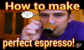 How To Make A Perfect Double Espresso Doppio