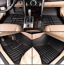 Car Floor Mats by Car Floor Mats For Escape Car Mat Black Beige Gray Brown