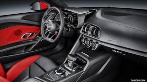 2018 Audi R8 V10 Coupe Edition Audi Sport Interior