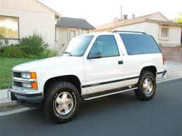 100 Tahoe Trucks For Sale 1997 Chevrolet For By Owner In Grover Beach CA 93483 8700
