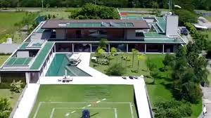 100 Portabello Mansion Inside Spectacular Mansion Where Neymar Will Fight For World Cup