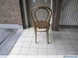 chaises thonet a vendre chaise style thonet a vendre à halle 2ememain be