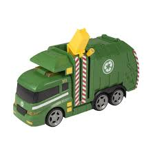 100 Rubbish Truck Teamsterz 1416391 Light And Sound Garbage Toy 310 Years On OnBuy