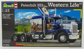 REVELL-KIT 07464 Scale 1/25 | PETERBILT 353 TRUCK WESTERN LIFE 1983 / Revell Peterbilt 359 Cventional Tractor Semi Truck Plastic Model Free 2017 Ford F150 Raptor Models In Detroit Photo Image Gallery Revell 124 07452 Manschlingmann Hlf 20 Varus 4x4 Kit 125 07402 Kenworth W900 Wrecker Garbage Junior Hobbycraft 1977 Gmc Kit857220 Iveco Stralis Amazoncouk Toys Games Trailer Acdc Limited Edition Gift Set Truck Trailer Amazoncom 41 Chevy Pickup Scale 1980 Jeep Honcho Ice Patrol 7224 Ebay Aerodyne Carmodelkitcom