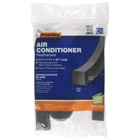 Frost King Air Conditioner Weatherseal